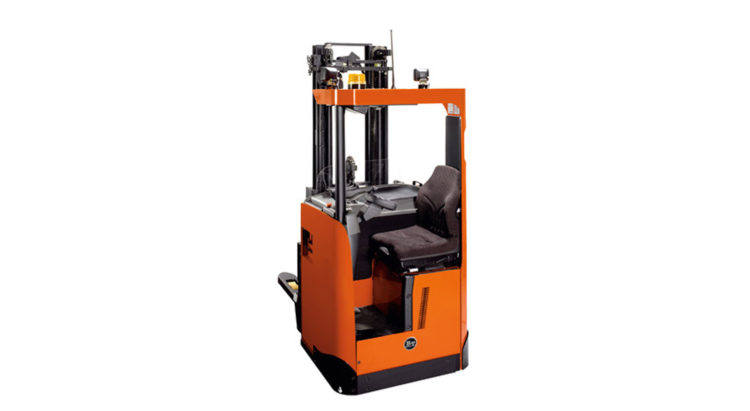 POWERED STACKERS: BT STAXIO R-SERIES