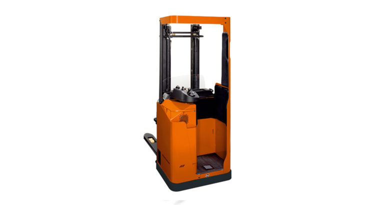 POWERED STACKERS: BT STAXIO S-SERIES