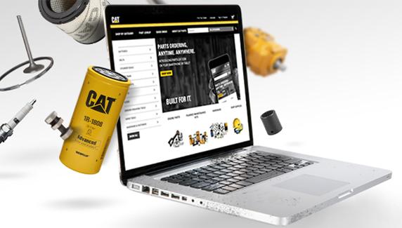 UTE Cat Parts Store