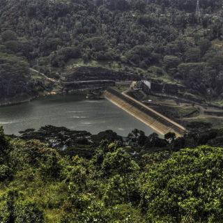 Kothmale Dam