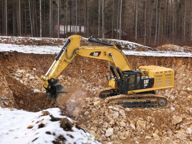 390F L (2017) - excavator - sri lanka