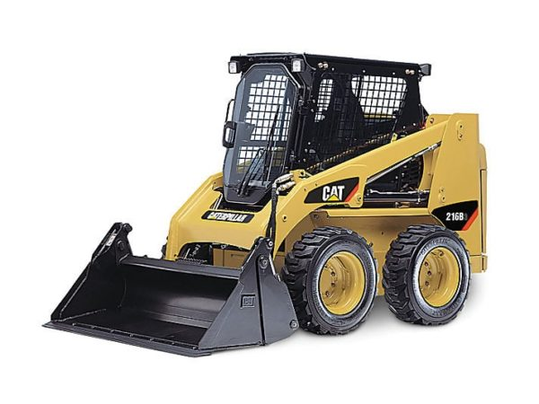 UTE Cat 216B Series 3