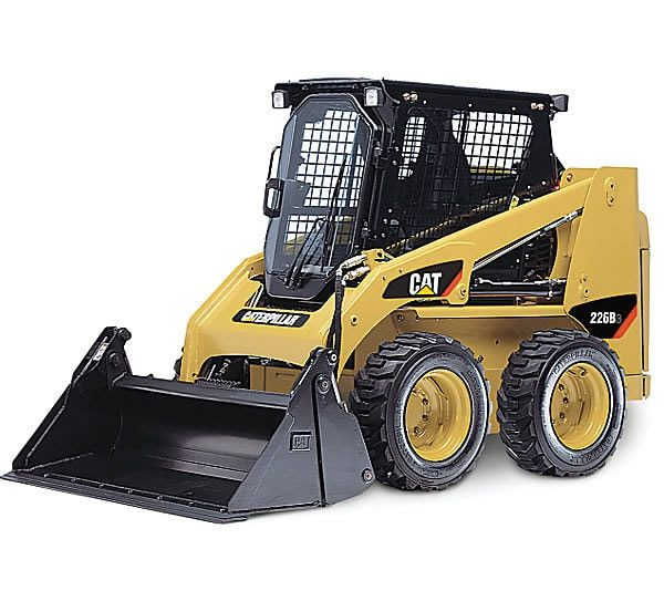 UTE Cat 226B Series