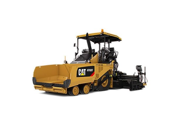 UTE Cat Asphalt Pavers AP600F