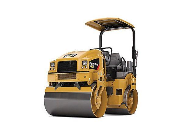 UTE Cat Compactors CB34B
