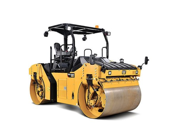 UTE Cat Compactors CB54B