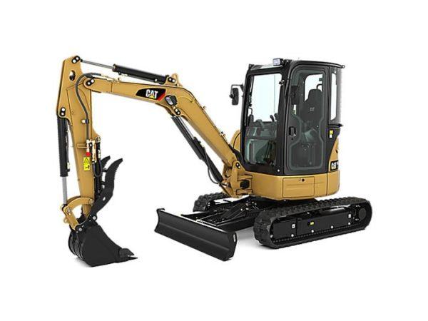 UTE Cat Excavators 303.5E CR
