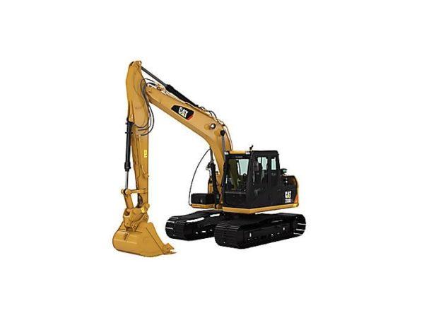 UTE Cat Excavators 313D2 L 2017