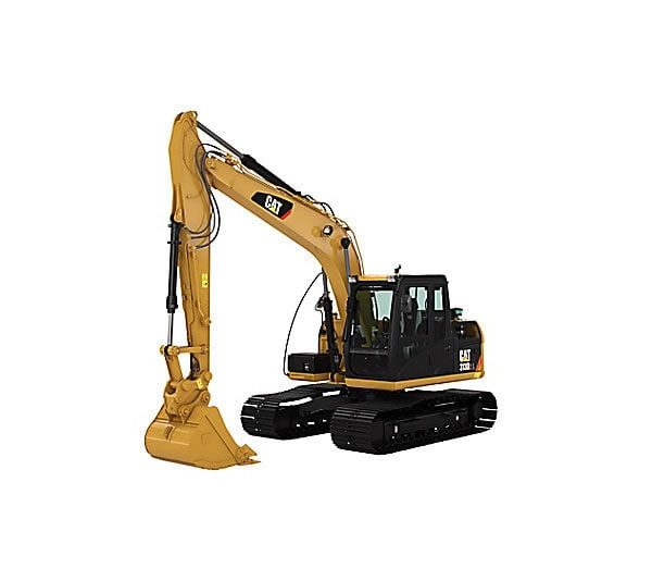 UTE Cat Excavators 313D2 L 2017