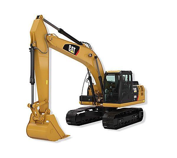 UTE Cat Excavators 320D2 2017