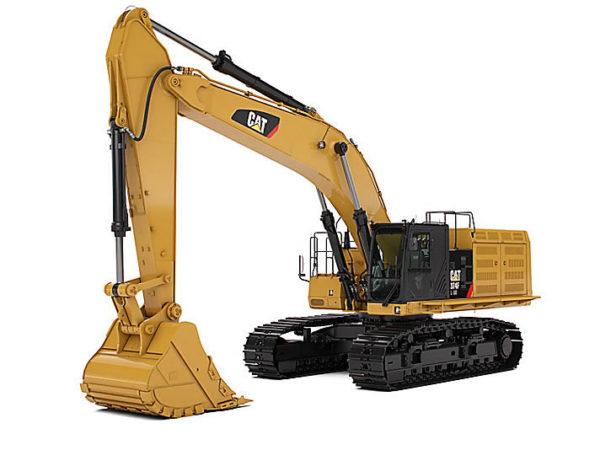 UTE Cat Excavators 374F L 2017