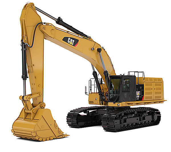 UTE Cat Excavators 374F L 2017