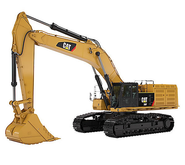 UTE Cat Excavators 390F L 2017