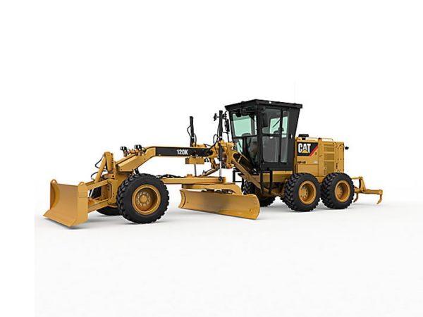 UTE Cat Motor Grader 120K