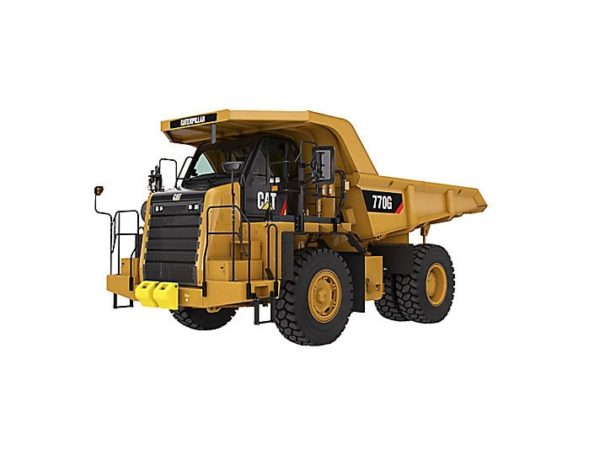 UTE Cat Off-Highway Trucks 770G
