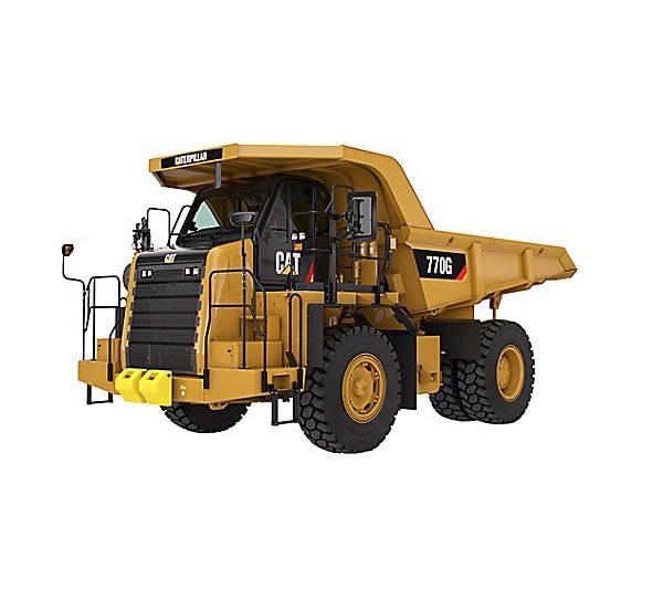 UTE Cat Off-Highway Trucks 770G