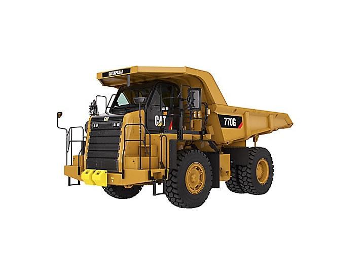 770G - UTE CAT