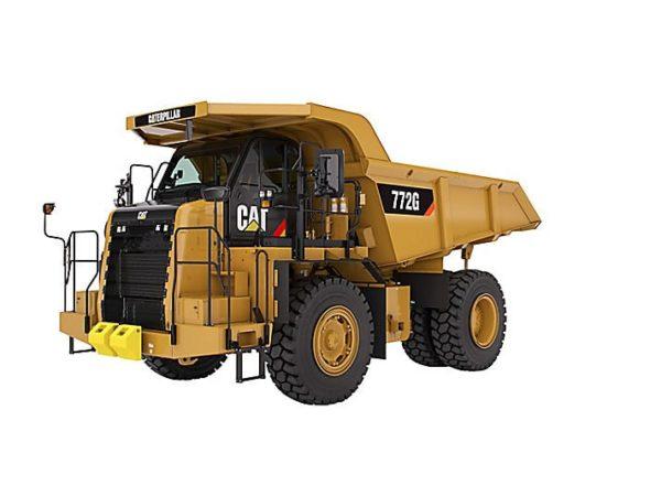 UTE Cat Off-Highway Trucks 772G