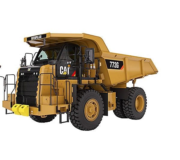 UTE Cat Off-Highway Trucks 772G