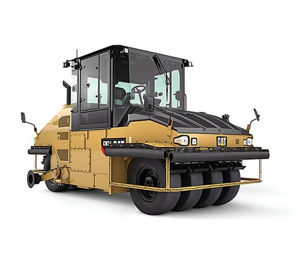 UTE Cat Pneumatic Compactors CW34
