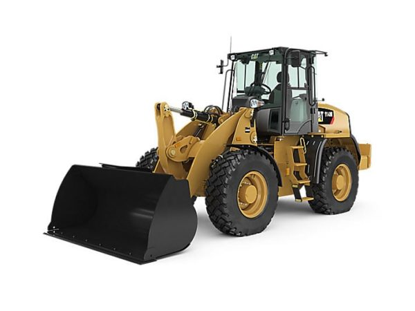 UTE Cat Wheel Loaders 914K