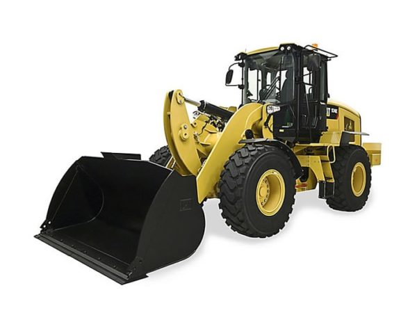 UTE Cat Wheel Loaders 924K