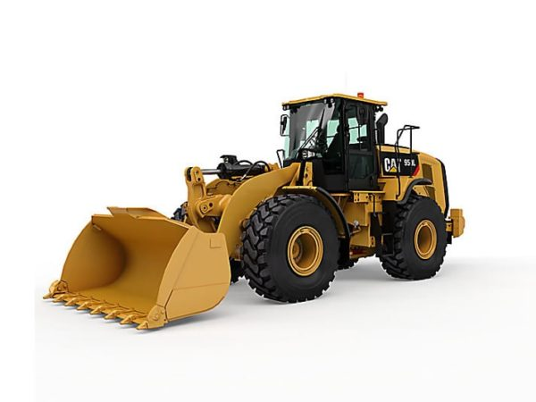 UTE Cat Wheel Loaders 950L (2017)