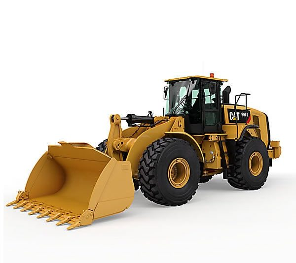 UTE Cat Wheel Loaders 966L (2017)