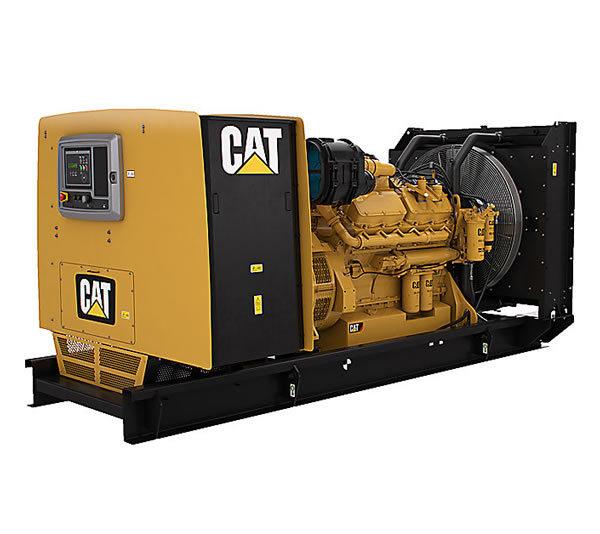 UTE-Cat-Generator-3412C (50 Hz)