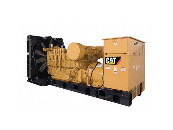 UTE-Cat-Generator-3512A (50 Hz)