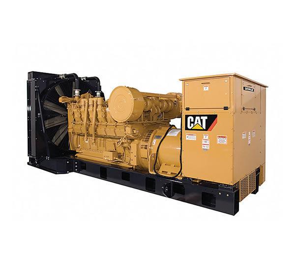 UTE-Cat-Generator-3512A (50 Hz)