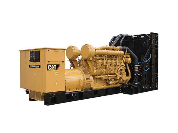 UTE-Cat-Generator-3512B (50 Hz)