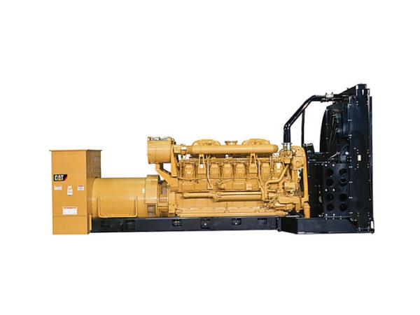 UTE-Cat-Generator-3516A (50 Hz)