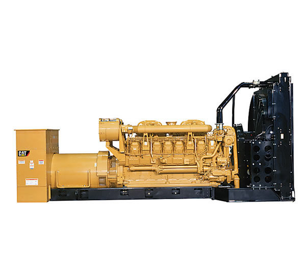 UTE-Cat-Generator-3516A (50 Hz)