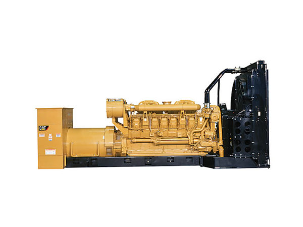 UTE-Cat-Generator-3516B (50 Hz)