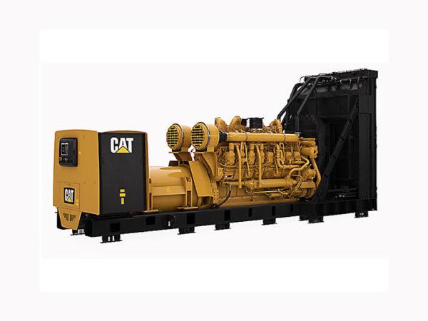 UTE-Cat-Generator-3516E (50 Hz) Low Voltage