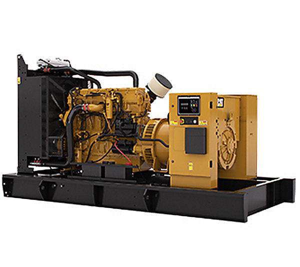 UTE-Cat-Generator-C15 (50 Hz)