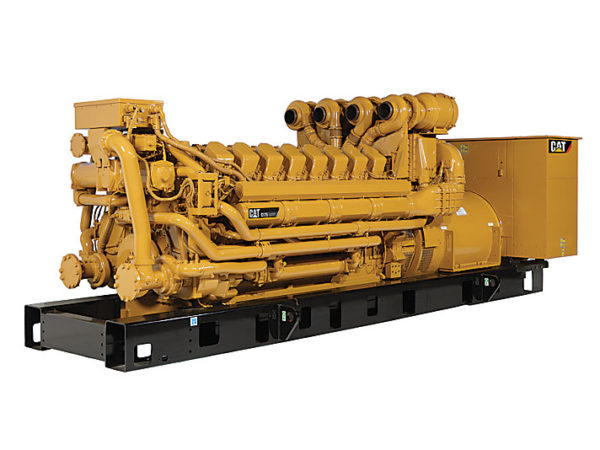 UTE-Cat-Generator-C175-16 (50 Hz)