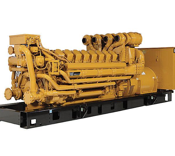 UTE-Cat-Generator-C175-16 (50 Hz)