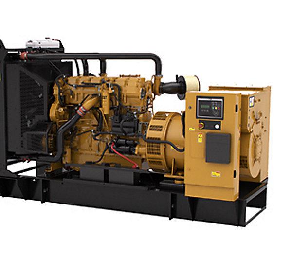 UTE-Cat-Generator-C18 (50 HZ)