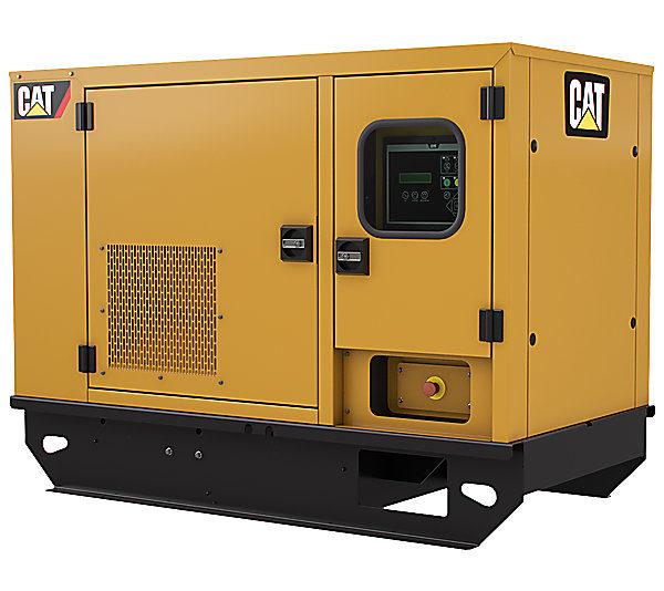 UTE-Cat-Generator-C2.2 (50 Hz)