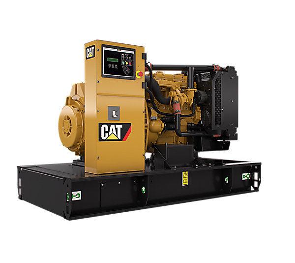 UTE-Cat-Generator-C3.3 (50 HZ)