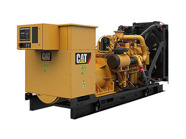 UTE-Cat-Generator-C32 (50 Hz)