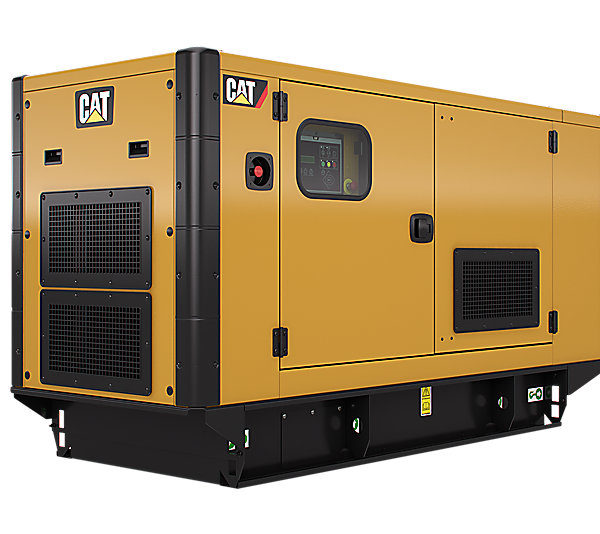 UTE-Cat-Generator-C4.4 (50 Hz)