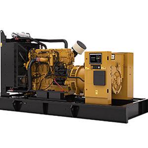 Power Generation: Cat Diesel Generators