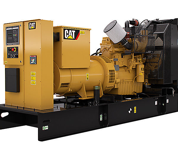 UTE-Cat-Generator-C9 (50 Hz)